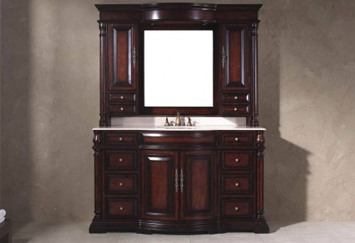 Bathroom Single Vanity Modern Bathroom Vanities Bath Vanities Pom Kbf Peace Of Mind