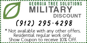 Military Discount by Georgia Tree Solutions