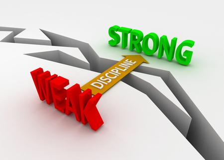 Discipline bridge weak to strong Can Stock Photo Inc. andreync
