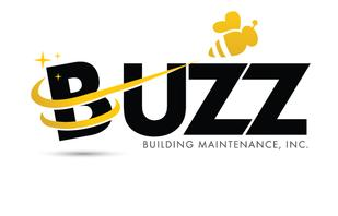 buzz logo for wichita commercial cleaning