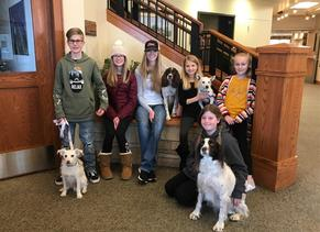 4-H Community Service Dog Project
