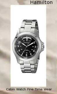 Product Specifications Watch Information Brand, Seller, or Collection Name Hamilton Part Number 01F7MIY8 Item Shape Round Display Type Analog Band Material Stainless-Steel