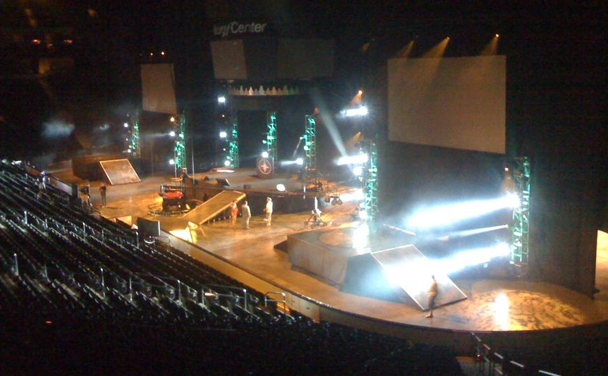 Concert Stage Ramps Stage Ramp Systems