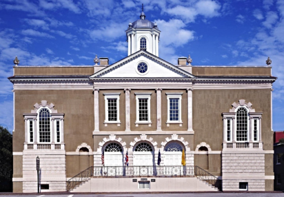 Old Exchange Building included in Charleston tour