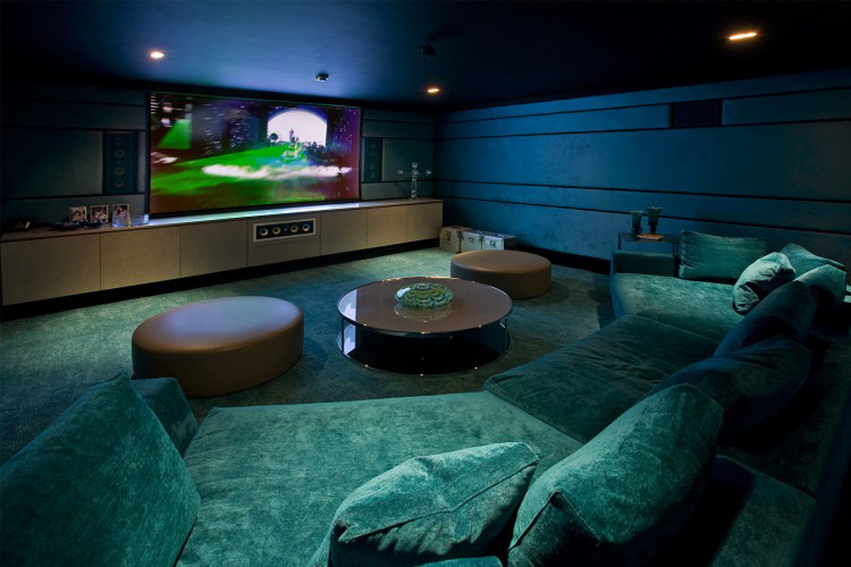 Wiring A Home Theater Room Car Audio Video Retail Custome Installation Advance Wichita Ks