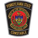 Modern Pennsylvania State Constable Patch