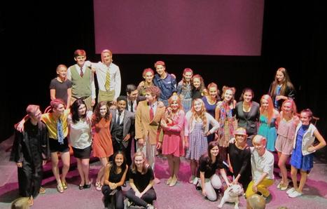 Legally Blonde with the Performance Club Studio Theater