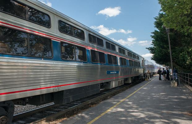 The Viewliner Car American View.