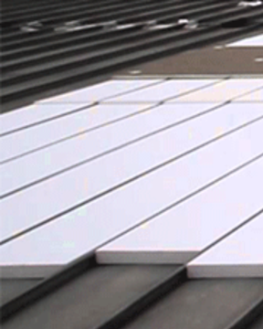 Houston commercial roofing contractor; metal retro-fit roof system installation in Houston; metal retro-fit roof system; commercial roofers in Houston; premiere commercial roofers in Houston; roofing contractors in Houston