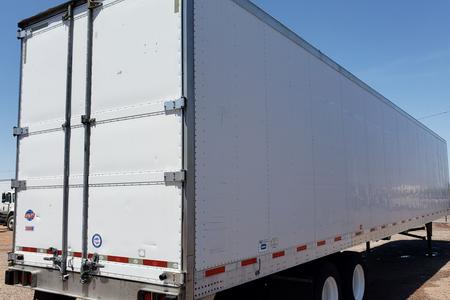 2008 UTILITY REEFER TRAILER WITH RYPO THERMO KING UNIT
