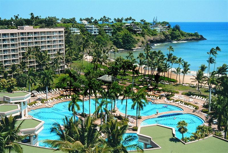The Kaua'i Marriott Resort at Kalapaki Beach