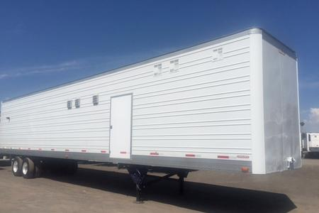 New Patriot 53' Exterior View, Rent Mobile Kitchen
