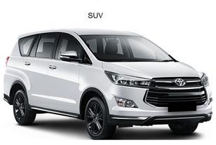 SUV On Rent For Kolkata Sightseeings