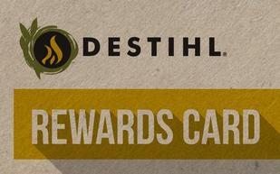 Image of DESTIHL's Rewards Card