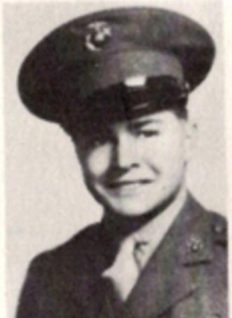 Dunn Durward Ray KIA Killed in Action USMC Marine Corps PTO Company