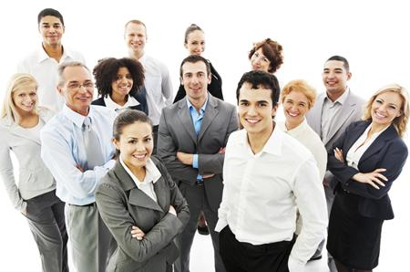 Company photo of employees at Buy a New Home in Maryland