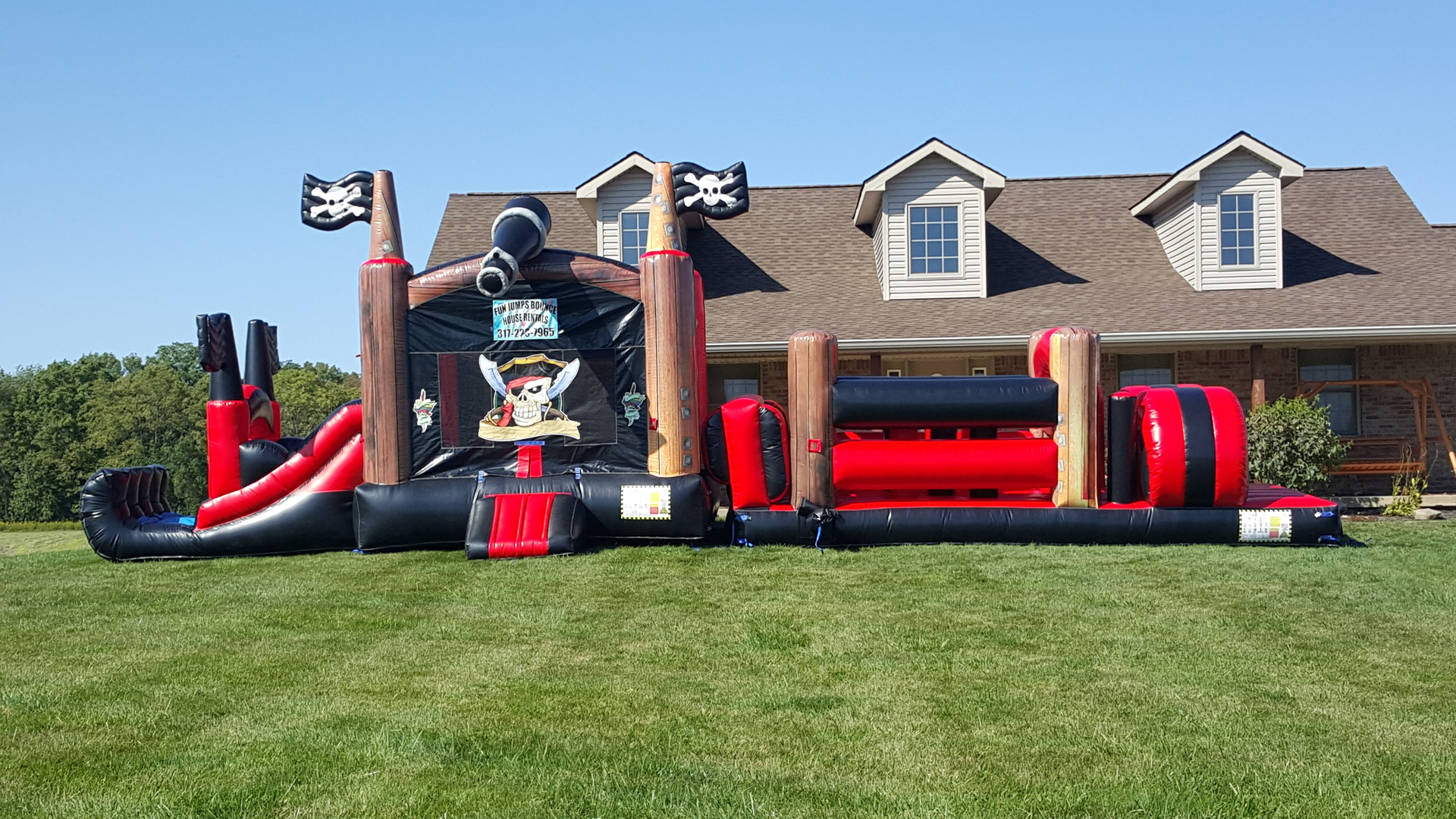 Image result for rent bounce houses