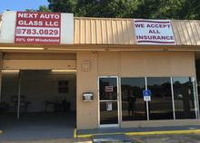 Auto glass repair or replacement in our shop or at your location