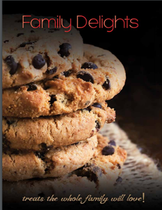 Family Delights Fundraiser Brochure