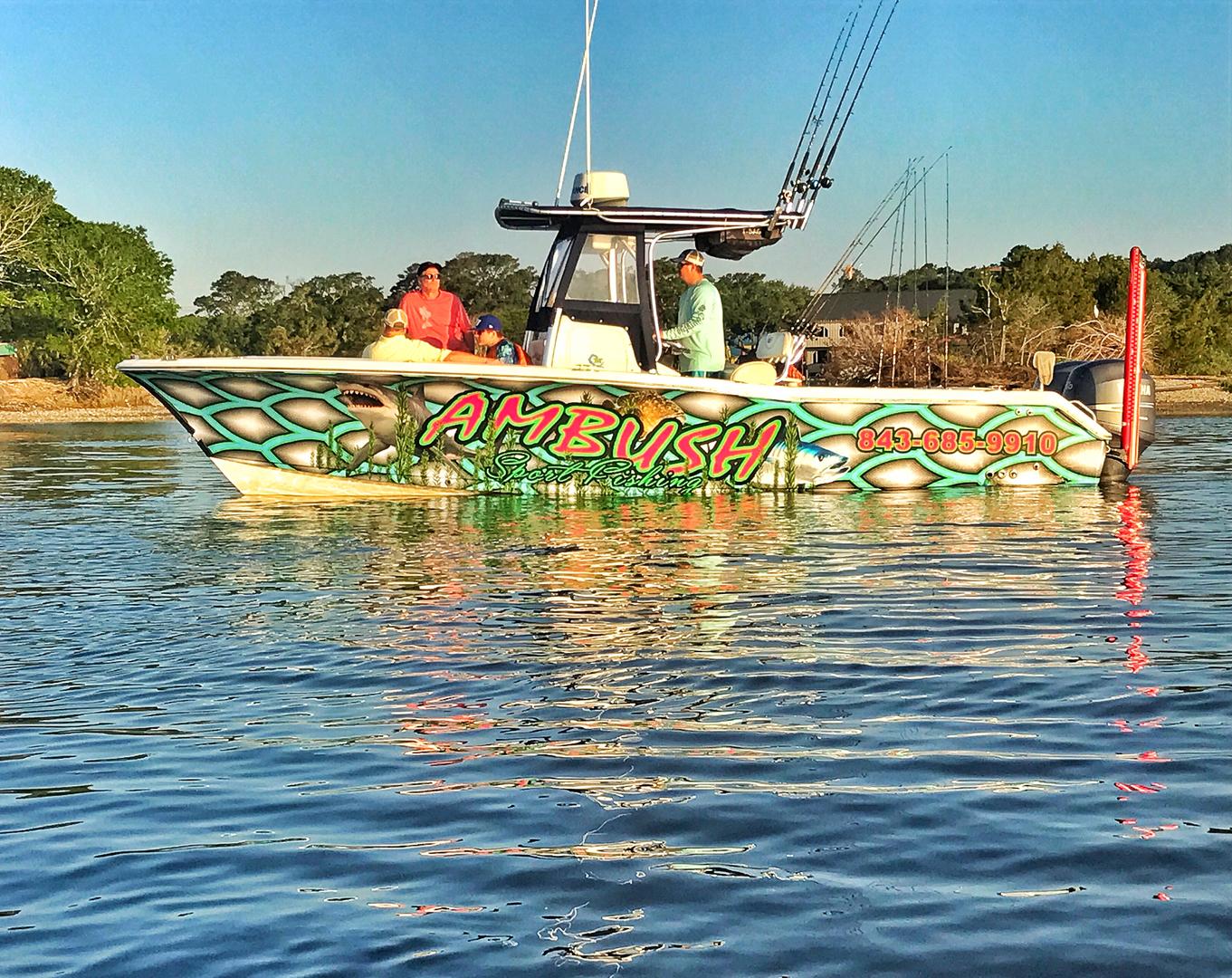 Murrells Inlet Fishing Charters - Murrells Inlet Fishing Charters LLC