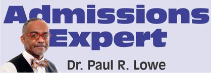 Dr Paul Lowe Admissions Expert