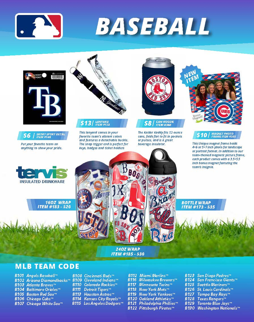 Tervis Spirit Cups fundraising