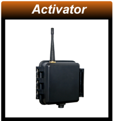 X Series wireless activator