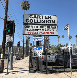 Cartek Collision Inc