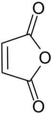 Maleic Anhydride structure