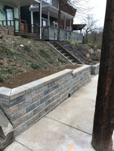 Concrete Retaining Wall Pittsburgh Pa
