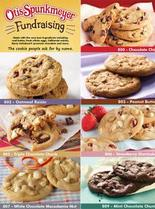 Otis Spunkmeyer Single Page Cookie Dough Brochure