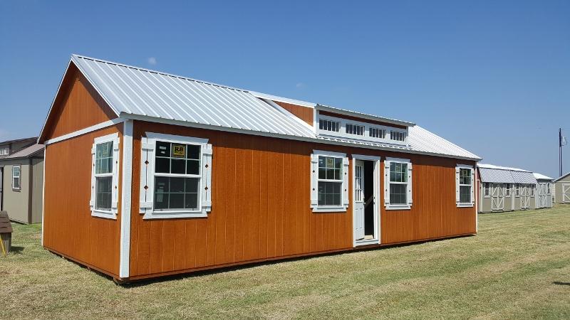 Storage Sheds, Barns, Cabin Shells, Portable Buildings, Tiny Homes