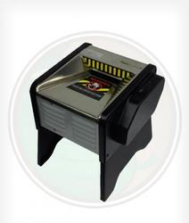 Powermatic S Electric Tobacco Shredder - to make your own tobacco from our whole leaf tobacco
