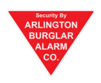 Secured by Arlington Burglar Alarm Co.