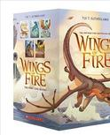 Wings of Fire, All-Time Fave series for all 4 kids, 2 boys and 2 girls, Fan Page for Wings of Fire by Laurel Childress