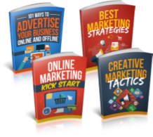 Ultimate Marketing 4 Pack