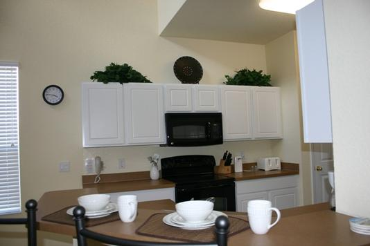 TranquilityFlorida Wheelchair Accessible Kitchen