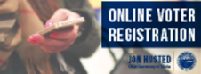 Click here for State of Ohio Online Voter Registration
