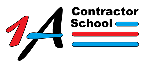 1a Contractor School - Class A B And C Contractor License