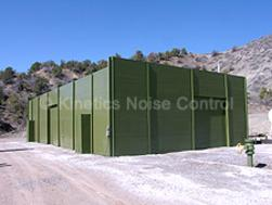Kinetics Noise Control Rigid Enclosure