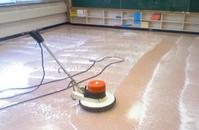 linoleum vinyl laminate stripping waxing in West Hollywood, CA 90069