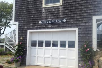 customer photo of quarterboard in Nantucket
