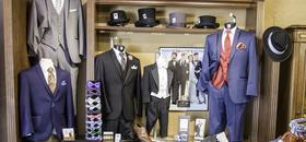 Suit and Tuxedo Rentals for Weddings and Prom