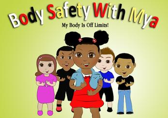 BODY SAFETY WITH MYA: MY BODY IS OFF LIMITS! $10.99 In America, 1 in 6 boys and 1 in 4 girls will be sexually abused before they turn 18. The sobering truth is that in 9 out of 10 cases, the child knows the perpetrator. It could be a relative, friend, neighbor or teacher. This is why educating our children about 'stranger danger' is not enough to protect them from harm. In my work with children who have been sexually abused I often hear from parents and teachers that they feel unsure about talking with children about sexual abuse. E. Moore's latest addition to the Mya Kids series, Body Safety with Mya: My Body Is Off Limits!, creates an ideal conversation-starter that approaches the topic in a way that empowers children. The familiar character of Mya shares her experience of being inappropriately touched by an older cousin and how she decides to be strong and tell her parents. We teach our children fire drills, tornado safety and stranger danger. Let us also teach our children body safety so we can help prevent them from becoming one of those statistics. -Nikki Mitchell BSocSc(HumServ) GradCertPublicHlthProtective Behaviours Trainer Product Details Paperback: 35 pages Language: English ISBN-13: 978-1514382561 Product Dimensions: 8.2 x 0.1 x 8.2 inches Shipping Weight: 4.3 ounces