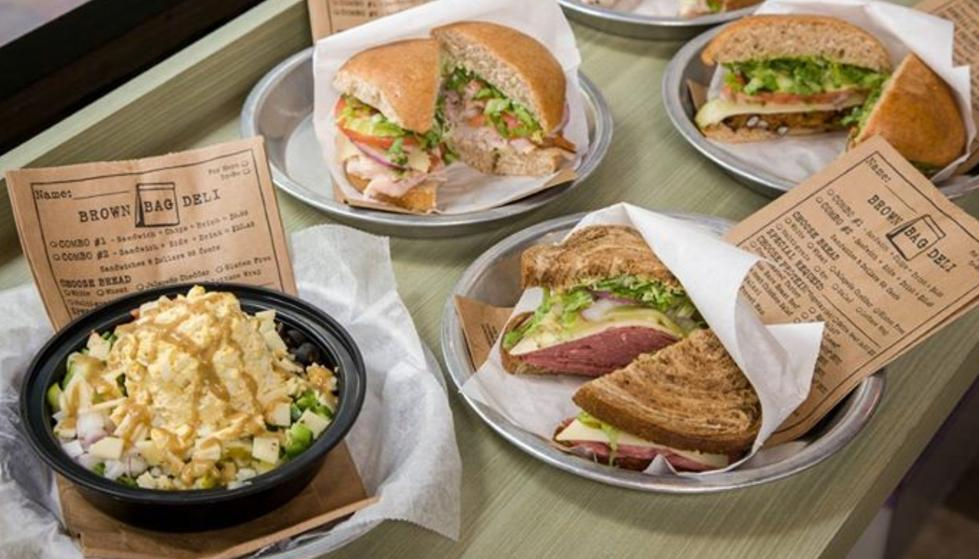 Lovely Brown Bag Deli - Sandwiches, Catering WD39
