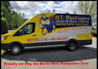 Berlin New hampshire sewer service