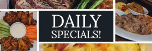 Link to Daily Specials for McKoy's Smokehouse & Salon