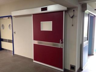 Automatic Hospital Door Hermetic Door Xray And Surgey