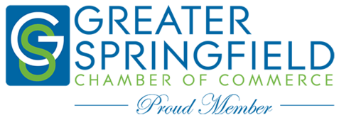 Proud Member Greater Springfield Chamber of Commerce