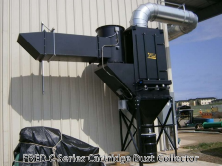 FRED C-Series Cartridge Dust Collector